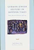 German-Jewish History in Modern Times: Renewal and Destruction, 1918-1945