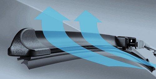 BOSCH(ボッシュ) ★エアロツインセット(運転席・助手席用)タイプ【A869S】 代表適合車種:RENAULT ルーテシア [BH] ※右ハンドル車専用