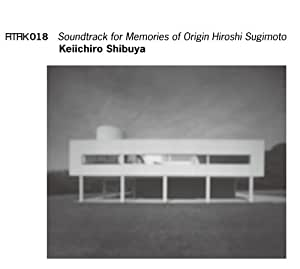 ATAK018 Soundtrack for Memories of Origin Hiroshi Sugimoto