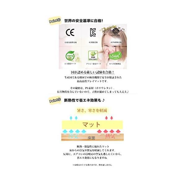 ALZIP mat エコカラー 【子供用プレイ...の紹介画像4