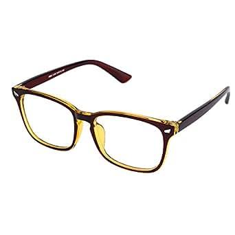 OUTEYE だて眼鏡 メンズレディース ファッション眼鏡 レトロ ミラーグラス 小顔効果 伊達メガネ おしゃれ 色メガネ 男女兼用