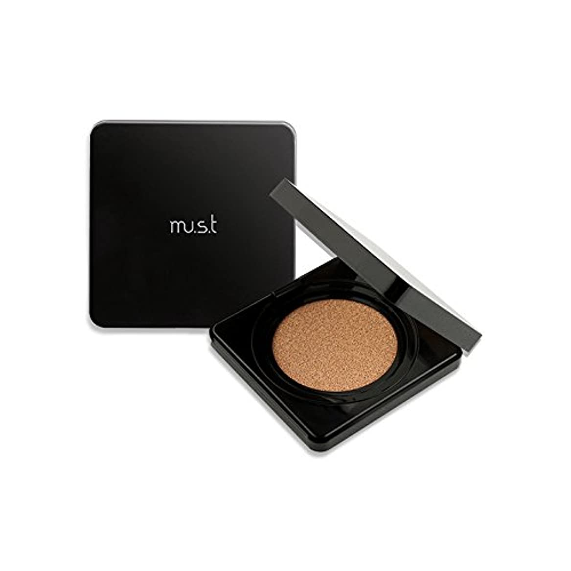 消化鷲寝てるmu.s.t ファウンデーション SPF 50+/PA++++ 10g MAGNETISM CUSHION FOUNDATION (IVORY)