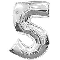 バルーン 文字 数字 アルミ 35cm 金 銀 組み合わせ 自由 アート 飾り 誕生日 結婚式 祝日 お祝い 風船