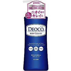 ロート製薬 デオコ 薬用デオドラント ボディクレンズ 350mL 【医薬部外品】
