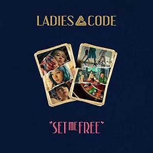 CODE#03 SET ME FREE(MINI ALBUM) (輸入盤)