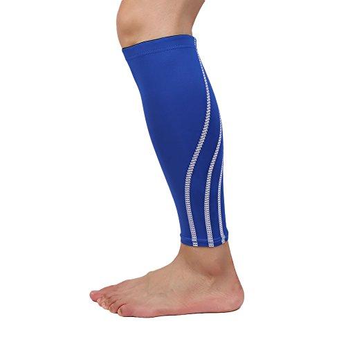 [해외]Forfar 다리 장구 종아리 보호대 압축 레깅스 통증 완화 다리 보호대 압축 농구 축구의 실행을 지원/Forfar Leg Limb Orbital Calf Protector Compression Leggings Reduce Pain Leg Protector Compression Supports Basketball Football Execution