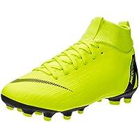 Nike Australia Boys Jr Superfly 6 Academy GS FG/MG Fashion Shoes, Volt/Black