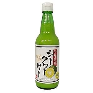 もへじ 沖縄県産シークヮーサー 果汁100% 360ml
