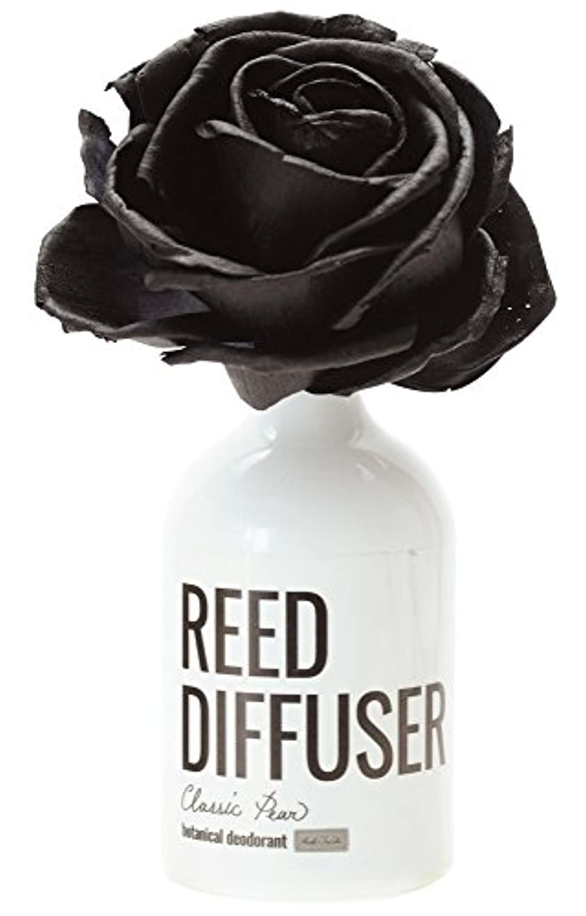 貸す吸収する引き潮ノルコーポレーション リードディフューザー オーブフレッシュ クラシックペアーの香り 80ml OA-AFE-4-3