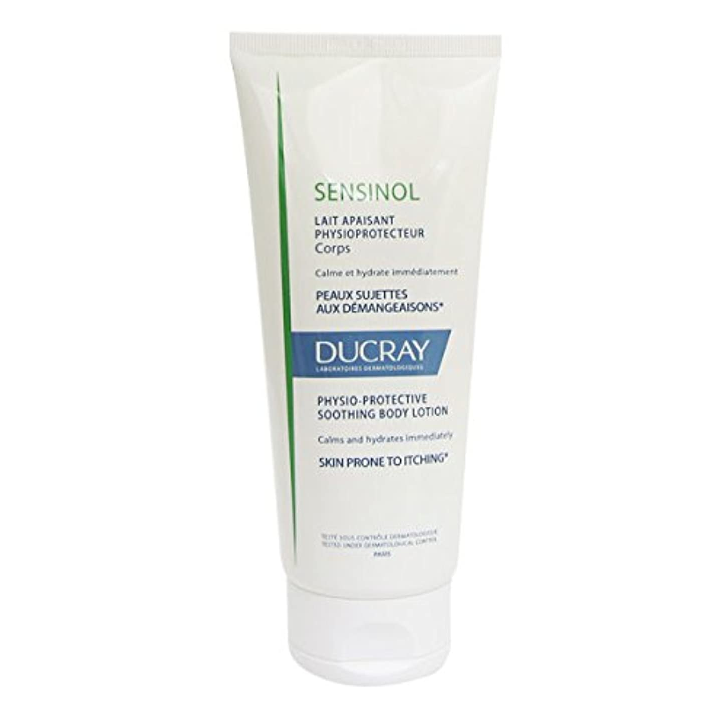 Ducray Sensinol Soothing Body Milk 200ml [並行輸入品]
