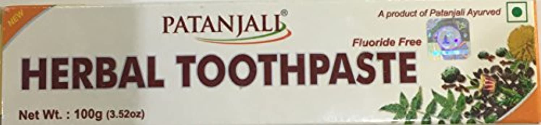 についてタイルシンボルPatanjali herbal toothpaste 100g
