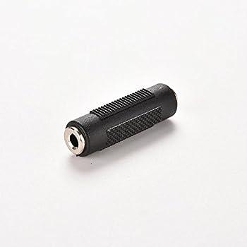 ハイパーツールズ 3.5mm ステレオミニ中継アダプタ(メス・メス) SMP-AFF