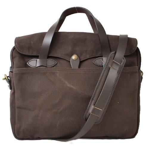 [フィルソン]FILSON 70256 Original Brief Case オリジナル ブリーフケース Brown ブラウン [並行輸入品]