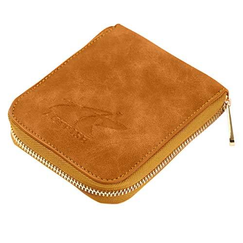 284bda2f1505 [ACTRISE](アクトライズ) コインケース メンズ 二つ折り 財布 ラウンドファスナー 20代 30代 学生にも カードポケット 収納付き