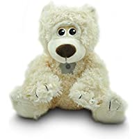 Wunders Tommy the Bear - Sleeptrainer and Nightlight, White by Wunders