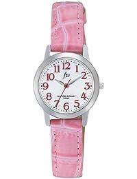 [シチズン キューアンドキュー]CITIZEN Q&Q 腕時計 FREE WAY(フリーウェイ) ソーラー電源 アナログ表示 5気圧防水 ホワイト AA96-0006 レディース