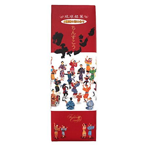 カチャーシーちんすこう 20個入×7箱 ファッションキャンディ プレーン 黒糖 紅芋 黒ごまの4種類のバラエティセット
