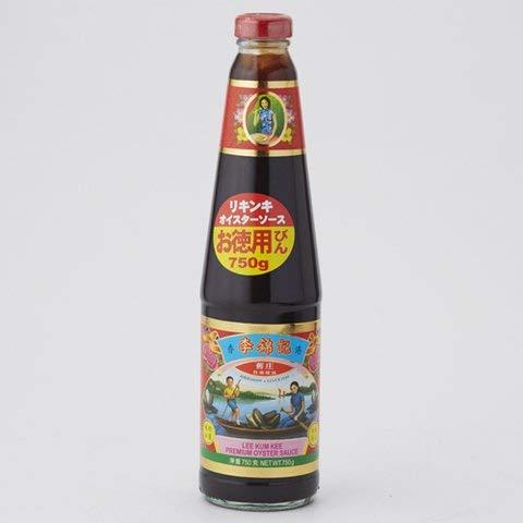 リキンキ オイスターソース瓶 750g 5個