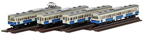 鉄道コレクション 鉄コレ JR103系 仙石線更新車  旧塗装  4両