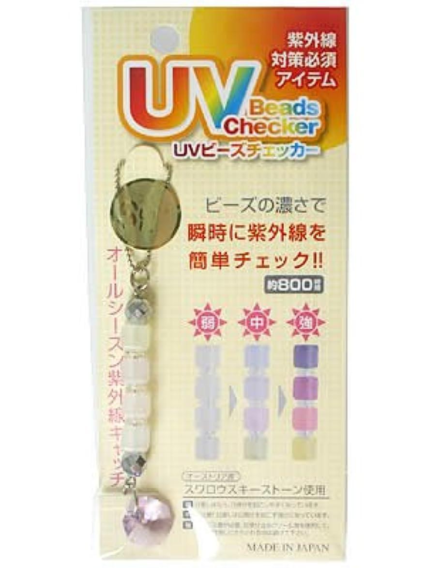 勃起洗う反抗UVビーズチェッカー バイオレット