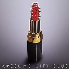 Awesome City Club「アンビバレンス」のジャケット画像
