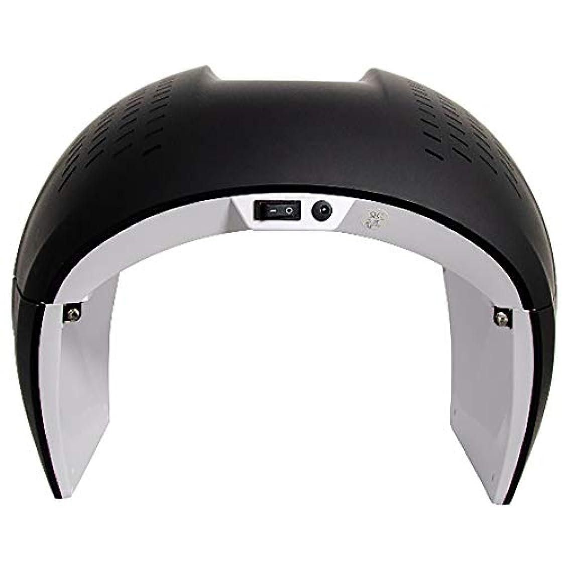 倫理砦ストレッチ7色LEDのマスク、健康な皮の若返りのための光子の赤灯療法、反老化、保護めがねが付いているアクネの除去剤の光子マスク