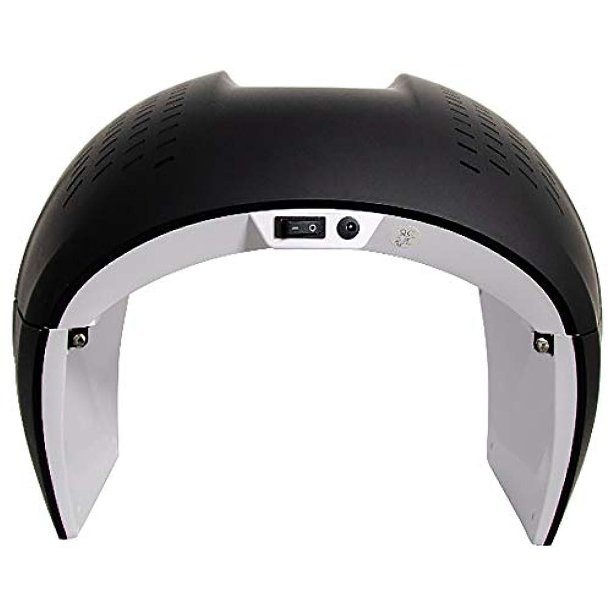 同情的スイ海外7色LEDのマスク、健康な皮の若返りのための光子の赤灯療法、反老化、保護めがねが付いているアクネの除去剤の光子マスク