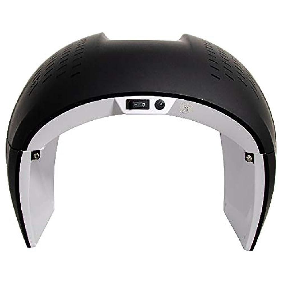 便益真剣に小石7色LEDのマスク、健康な皮の若返りのための光子の赤灯療法、反老化、保護めがねが付いているアクネの除去剤の光子マスク