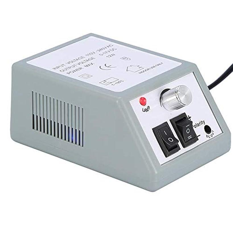 曲げる謎めいたからかうOkuguy プロフェッショナル電気ネイルマシンファイルマニキュアペディキュアサンディングドリルキット米04#