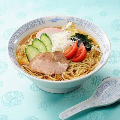 高砂食品 冷たいラーメン 醤油味 5食入り 半生麺【常温保存可能】