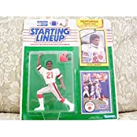 1990 NFL Starting Lineup - Deion Sanders - Atlanta Falcons