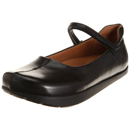 [カルソーアースシューズ] Kalso Earth Shoes SOLAR 100349WLEA BLACK (BLACK/US6)