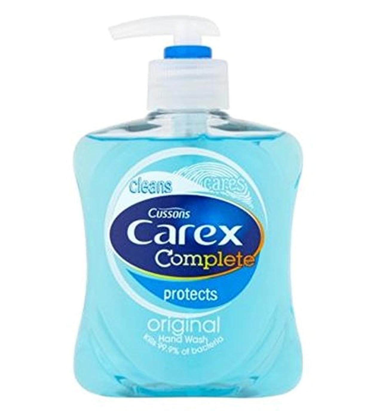 本質的ではない翻訳する挑発するCarex Complete Original Hand Wash 250ml - スゲ属の完全オリジナルのハンドウォッシュ250ミリリットル (Carex) [並行輸入品]