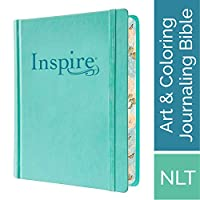 Inspire Bible: The Bible for Creative Journaling, New Living Translation (Inspire: Full Size)