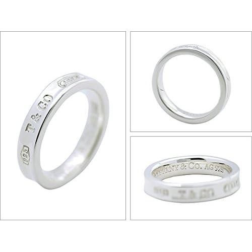 ティファニー リング TIFFANY&Co. ナローリング NARROW RING 指輪 シルバー[並行輸入品]