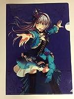 BanG Dream!バンドリ ガールズバンドパーティー クリアファイル 湊友希那 ロゼリア Roselia ゲーマーズ CD購入特典