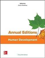 Annual Editions: Human Development, 45/e