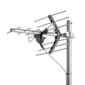 iBUFFALO 地上デジタル対応室外用アンテナベランダ取り付けキット付 BSATD02