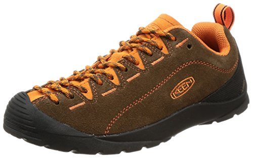 [キーン] KEEN レディース スニーカー Jasper Dark Earth/Burnt Orange 23.5cm(US 6.5) | 1017363