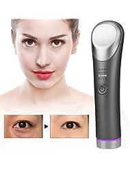 電気振動加熱アイマッサージャー美容ツール