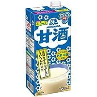 森永製菓 甘酒 1000ml×6本