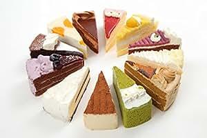 平日昼15時までのご注文で即日発送 【お誕生日 バースデーケーキ】 12種バラエティケーキ 7号 直径21.0cm (約6~12名) ※キャンドル5本付※