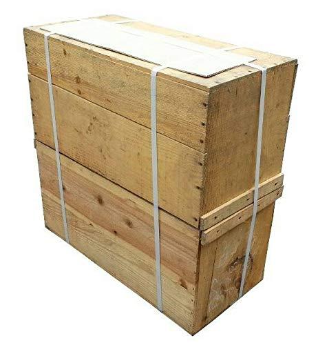 りんご木箱 中古 64×31×31 道具箱、保管箱に・・・2ケースセット