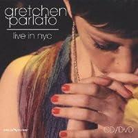 Gretchen Parlato - Live In NYC (CD+DVD) [Japan CD] YMCJ-10021 by Gretchen Parlato (2013-11-20)