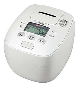 タイガー 炊飯器 一升 圧力 IH アーバンホワイト 炊きたて 炊飯 ジャー JPB-H181-WU Tiger