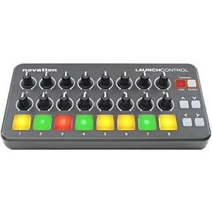 Novation MIDIコントローラー Launch Control