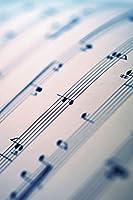 Notizbuch: Ein Buch fuer Notizen Songs und Lyrics mit einem Notenschluessel Design, Geschenkidee Notizbuch Song | 15 x 23cm (ca. A5) | 130 Seiten
