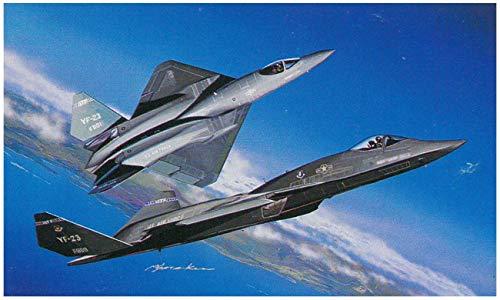 ドラゴン 1/72 アメリカ空軍 YF-23 プラモデル DR2507