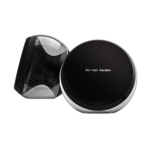 Harman Kardon NOVA ワイヤレススピーカー Bluetooth対応 ブラック HKNOVABLKJN  【国内正規品】