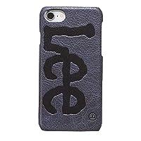[リー] 合皮 big ロゴ スマホケース 0520457 携帯ケース デカロゴ iPhone6・6s・iPhone7・iPhone8 カバー iPhoneケース ネイビー